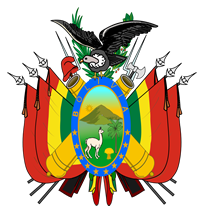 Plurinational State of Bolivia Flag
