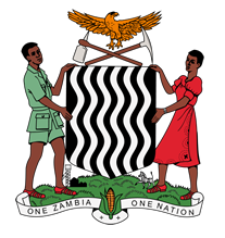 Republic of Zambia Flag