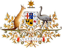 Commonwealth of Australia Flag