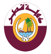 State of Qatar Flag