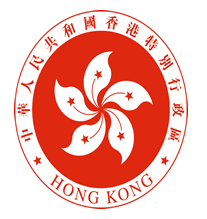 Hong Kong Special Administrative Region of the People's Republic of China Flag