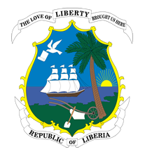 Republic of Liberia Flag