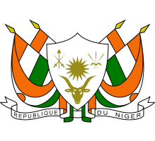 Republic of Niger Flag
