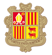 Principality of Andorra Flag