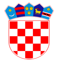 Republic of Croatia Flag
