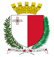 Republic of Malta Flag