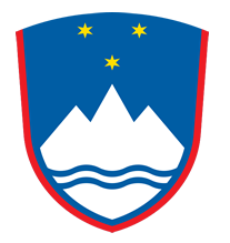 Republic of Slovenia Flag