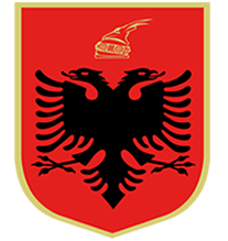 Republic of Albania Flag