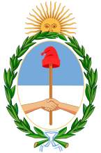 Argentine Republic Flag
