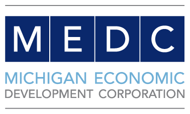 Michigan Economic Development Corporation Logo