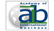 Academy of International Business Logo